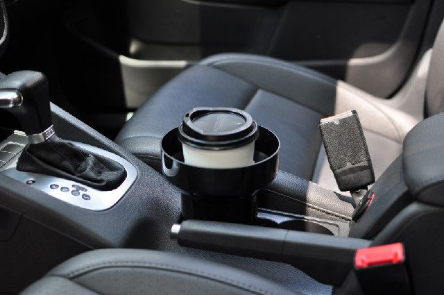 how to keep car cup holders clean