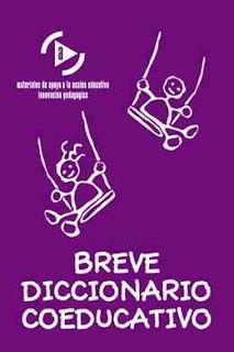 Breve diccionario coeducativo, herramienta útil para tratar la coeducación #kitprofes