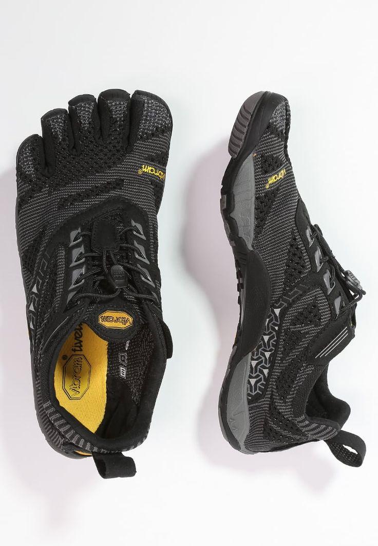 lgret vibram fivefingers kmd evo chaussures de course neutres blackgrey noir