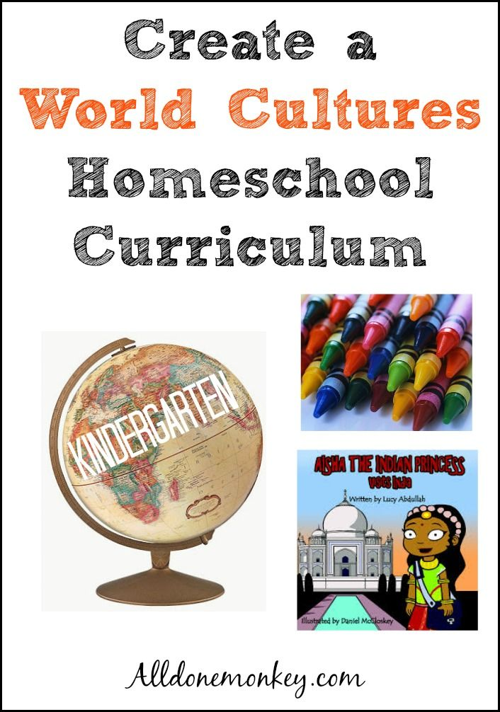 Tips to create a world cultures homeschool curriculum, including a review of a wonderful resource, the series Aisha the Indian Princess.