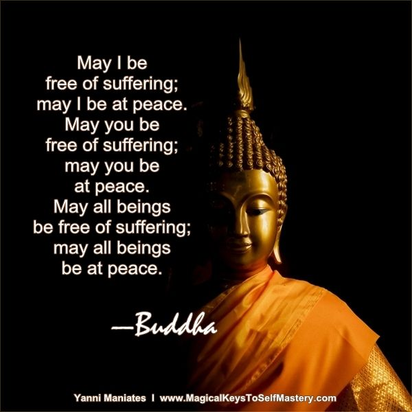 "buddha on suffering Real buddha quotes verified quotes from the buddhist scriptures menu and widgets one turns away from suffering"" the buddha this is a genuine buddha quote."
