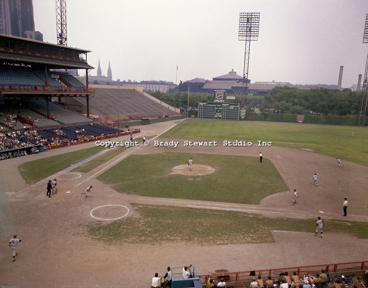 Copyrighted Forbes Field photo | Stadium Scapes ...