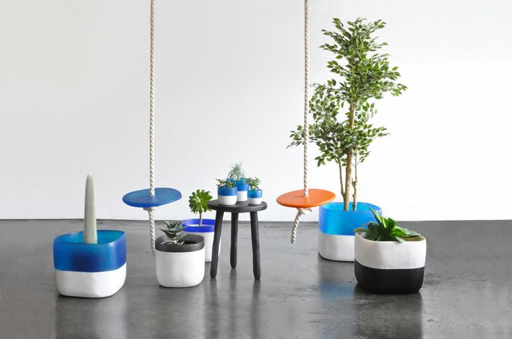 Design Milk - Urban Garden Collection from Tina Frey Designs