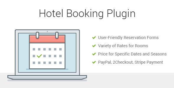 Hotel Booking Engine for WordPress  Hotel has features such as - reservation forms in pdf