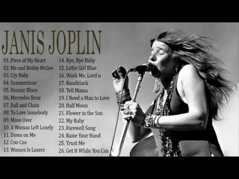 The Best of JANIS JOPLIN ~ Greatest Hits Full Album