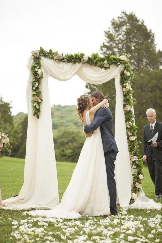 arcos para boda ideas romnticas para inspirarte