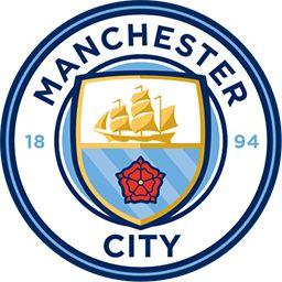 Logo of FC Manchester City - England Soccer Team | SoccerLogo.net