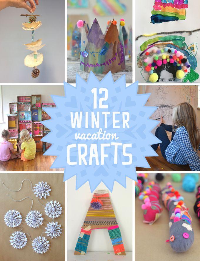 1393 Best Winter Holidays For Kids Images On Pinterest