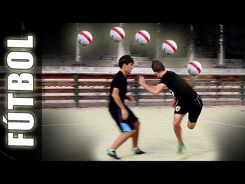 Arco Iris Rainbow Sombrero flick - Trucos de Futbol Sala e Indoor Soccer Futsal Skills - YouTube