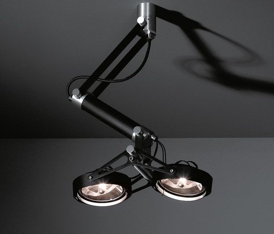Spotlights | Ceiling-mounted lights | Nomad | Modular. Check it out on Architonic