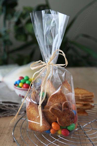 Petits biscuits sains, une alternative au chocolat de Pâques - Recette du Miam miam blog
