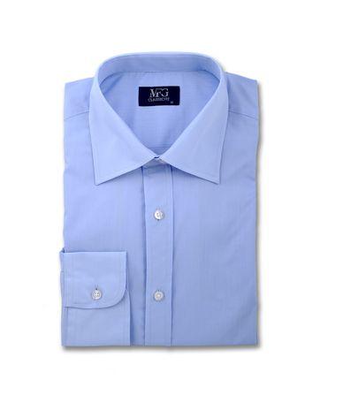 Ανδρικό πουκάμισο μακρυμάνικο σε κλασσική γραμμή, 35% βαμβακερό