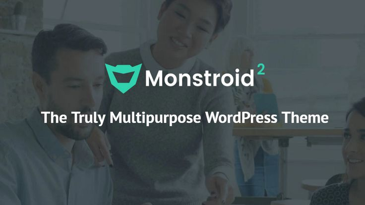 Monstroid2 - The Truly Multipurpose WordPress Theme - https://www.youtube.com/watch?v=ccuQoF0vKYU&t=14s