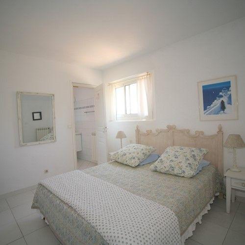 Maison Bleue Mandelieu Villa Rental Pool Bedroom