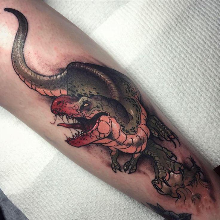 Electric Tattoos | Dean Kalcoff