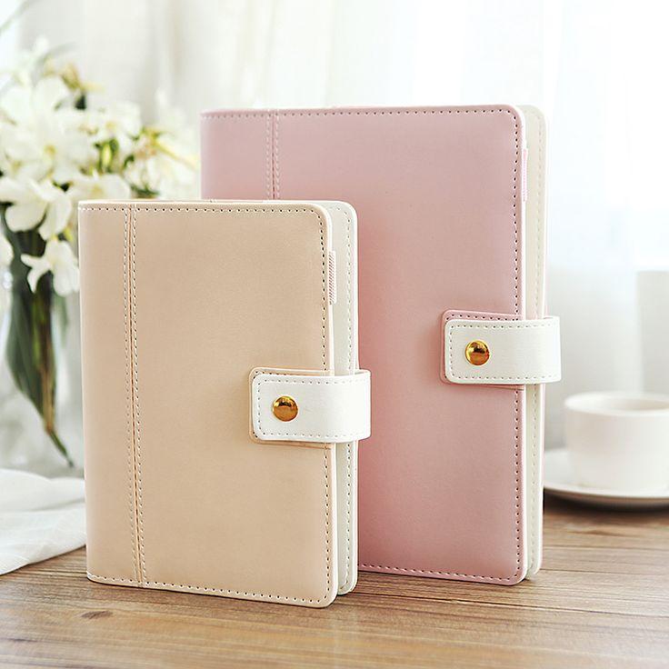 https://www.aliexpress.com/item/New-Hot-Korean-A5-A6-Cute-Macaron-Leather-Notebook-Planner-Spiral-Big-Size-Binder-Planner-Notepad/32814974050.html?spm=2114.10010108.1000010.1.KqrjUR