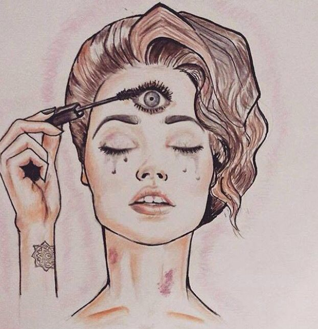 Keep that third eye pretty