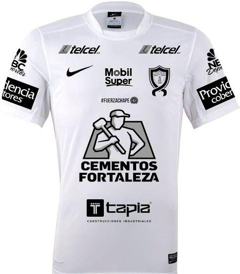Special Nike Club Pachuca Chapecoense Tribute Kit  acfee6db779d3
