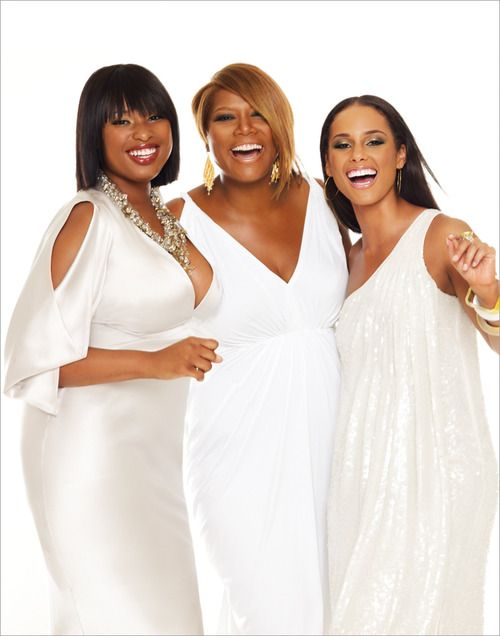 Jennifer Hudson, Queen latifah, Alicia Keys