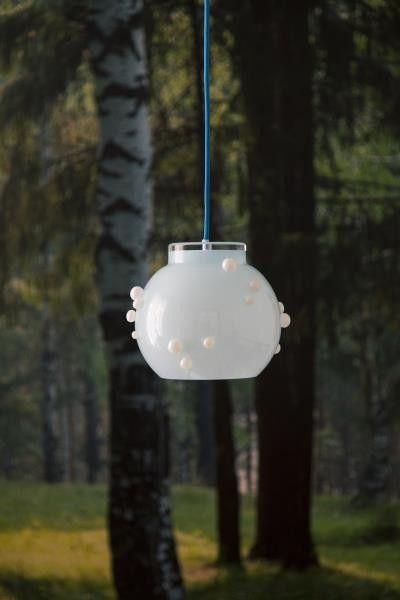 Magnor Myrull lampe lyseblå 200 mm