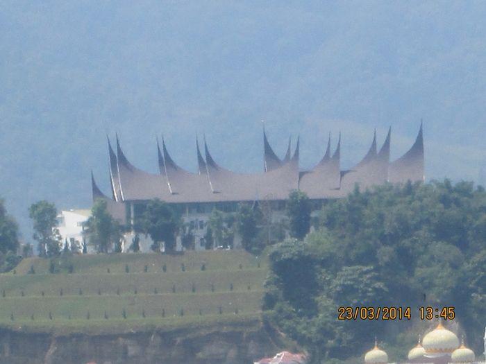 traditional house of bukittinggi