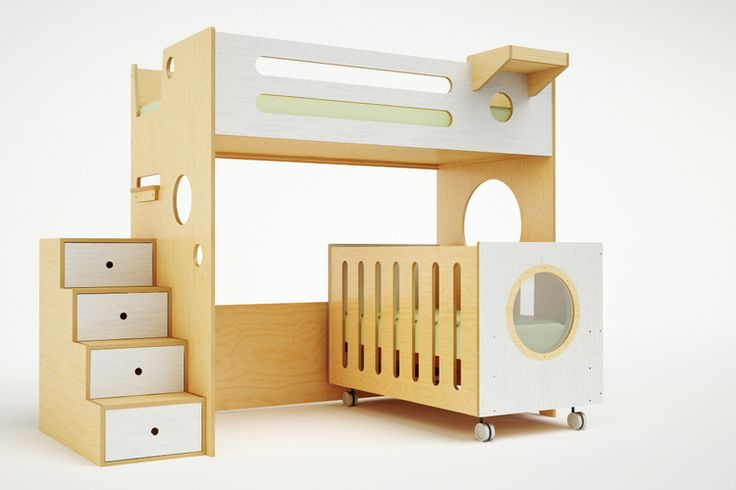 Marino Bunk Bed Over Crib More Bunk Bed Ideas