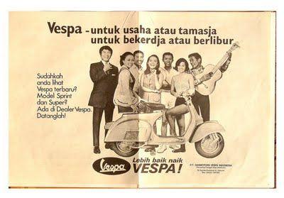 1945 vespa | PECINTA VESPA: SEPESIFIKASI VESPA 1945 PROTOTYPE MP6