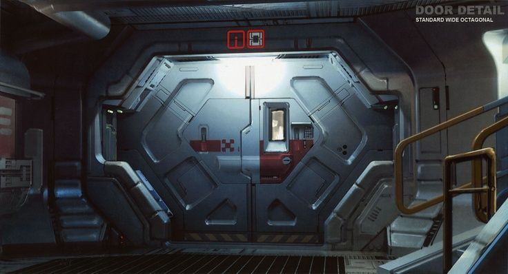 Airlock sealed --PURGING--