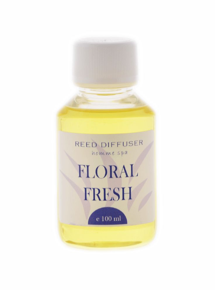 floral fresh reed diffuser