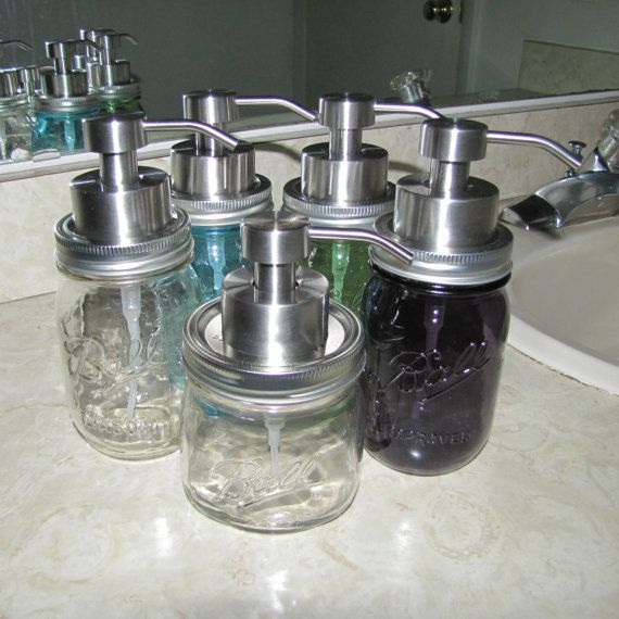 Ball Premium FOAMING Mason Jar Hand Soap by CraftInnovation