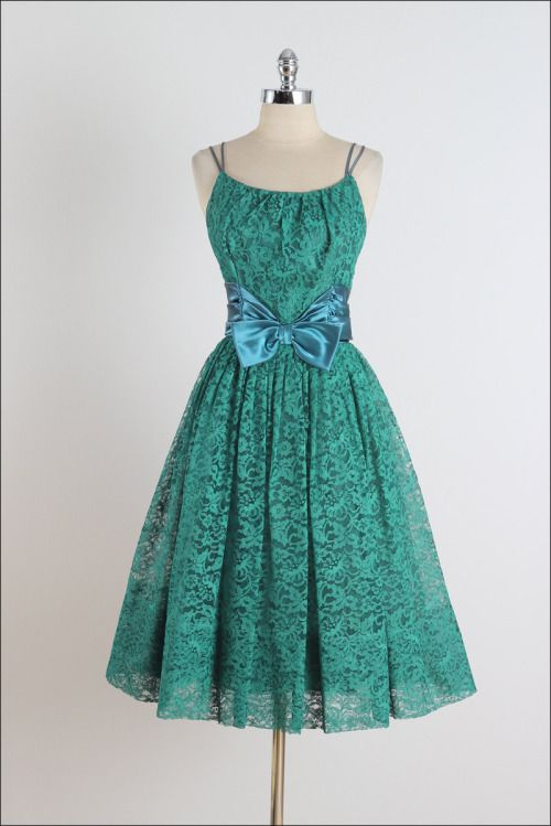Dress1950sMill Street Vintage
