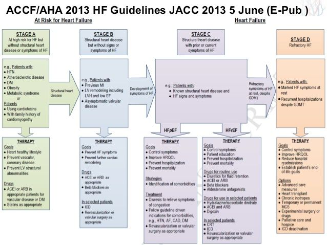 Heart Failure Treatment Guidelines 2013 HFT10