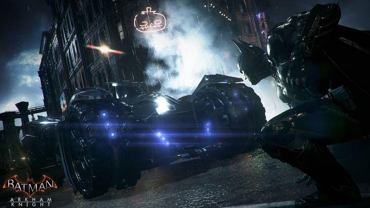 batman arkham knight backgrounds free download