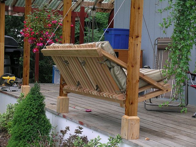 porch swing how to build gardening pinterest porches porch swings and swings. Black Bedroom Furniture Sets. Home Design Ideas