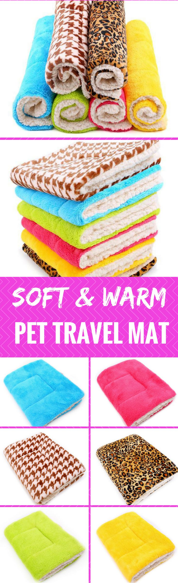 If you are looking for the perfect travel bed for your dog, be sure to consider a dog mat. They are so easy to carry and move around and always provide your dog a familiar place no matter where you go.