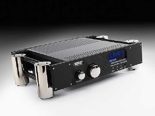 CHORD ELECTRONICS-CPA3000 preamplifier