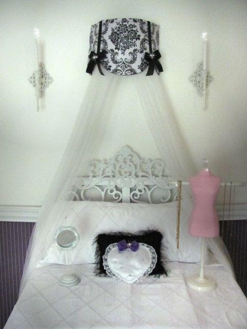 Curtain Fairy Lights Bedroom