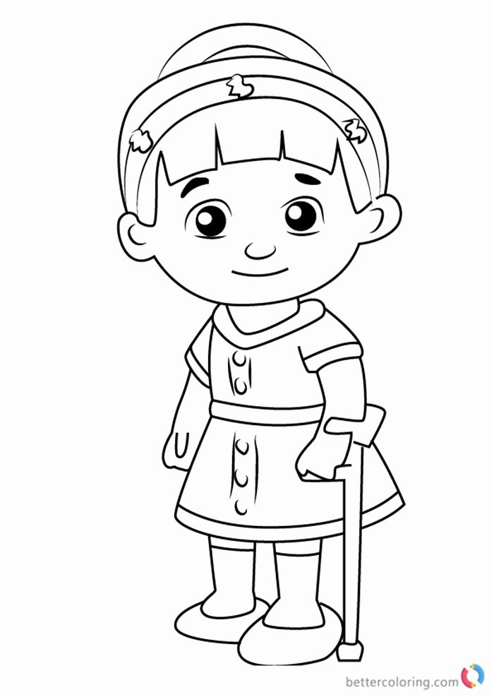 Daniel Tiger Coloring Page Beautiful Chrissie From Daniel Tiger Coloring Pages Free Printable Coloring Books Bear Coloring Pages Daniel Tiger
