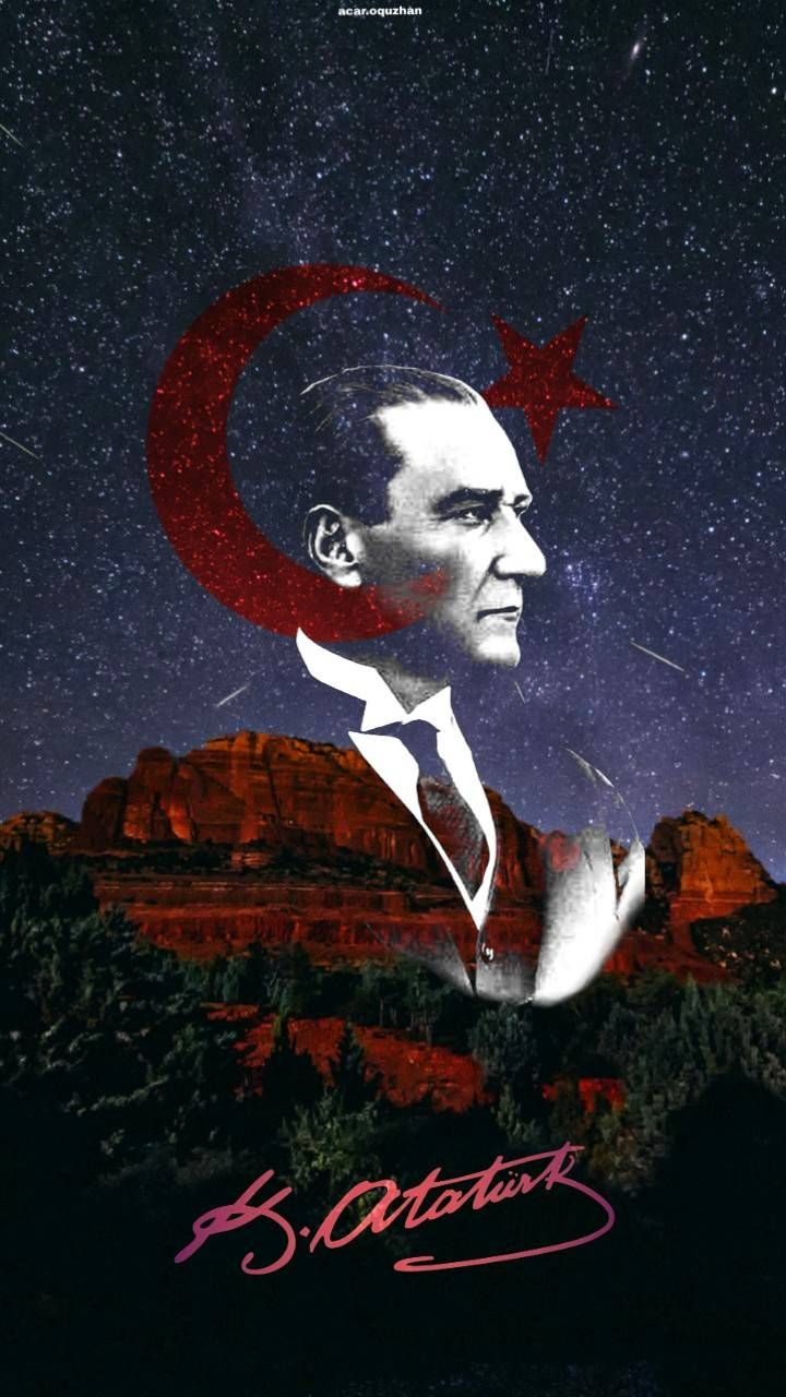 Ataturk Wallpaper Hd Galaxy Wallpaper Aesthetic Desktop Wallpaper Wallpaper