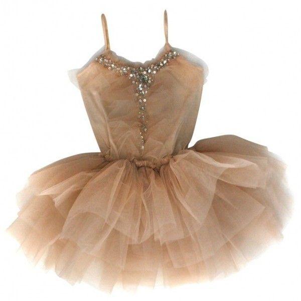 Princess Sparkles Tutu Mushroom ($149) ❤ liked on Polyvore featuring dresses, ballet, vestidos, dance, beige dress, sparkly dresses, ballet dress, ballerina dress and beige sparkly dress