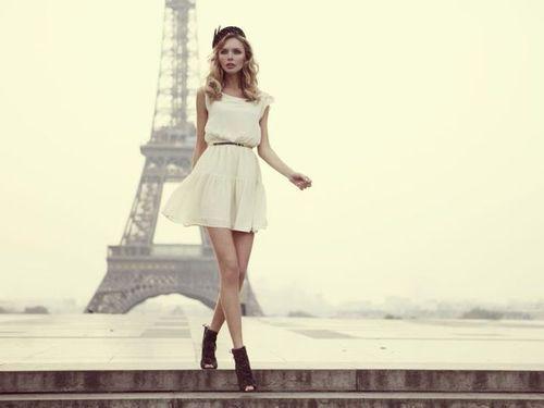 Gorgeous white dress