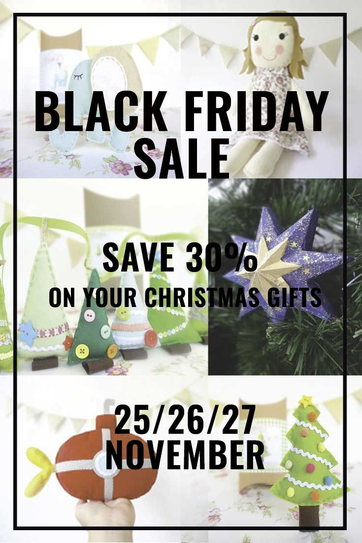 Huge Black Friday Sale - Want 30% off your Christmas Gifts - How to save on your Christmas Gifts