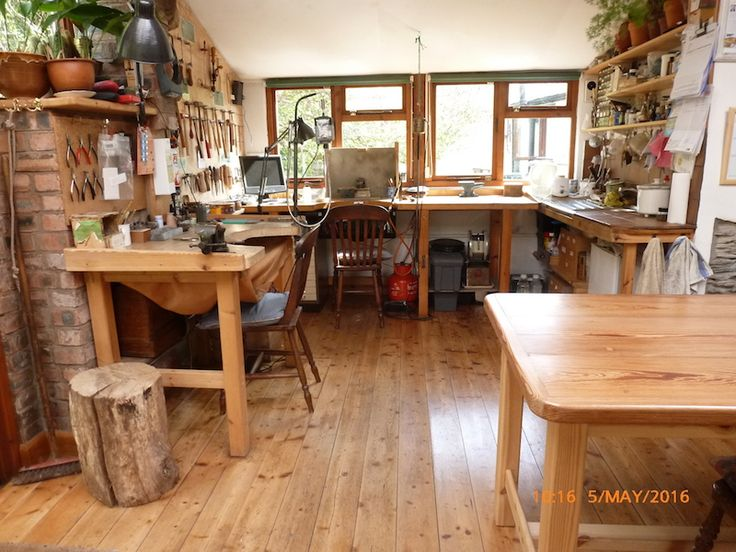Exclusive Jewellery Workshop | North Wales | Holiday Accommodation Available