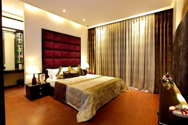 Furnished apartments with split ACs in every bedroom and living room and other facilities..