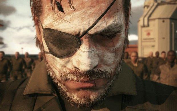 'Metal Gear Solid V: The Phantom Pain' conecta dois arcos de história da série, e mostra como o herói Big Boss se transforma em vilão (Foto: Divulgação/Konami)