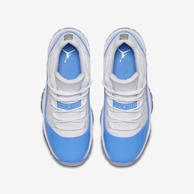 Tênis Air Jordan 11 Retro Low BG Infantil   Nike