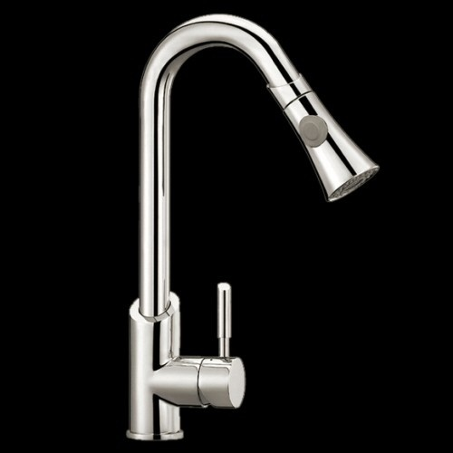 $149.95 inc Tax  Brushed Nickel Plated Pull Out Kitchen Faucet
