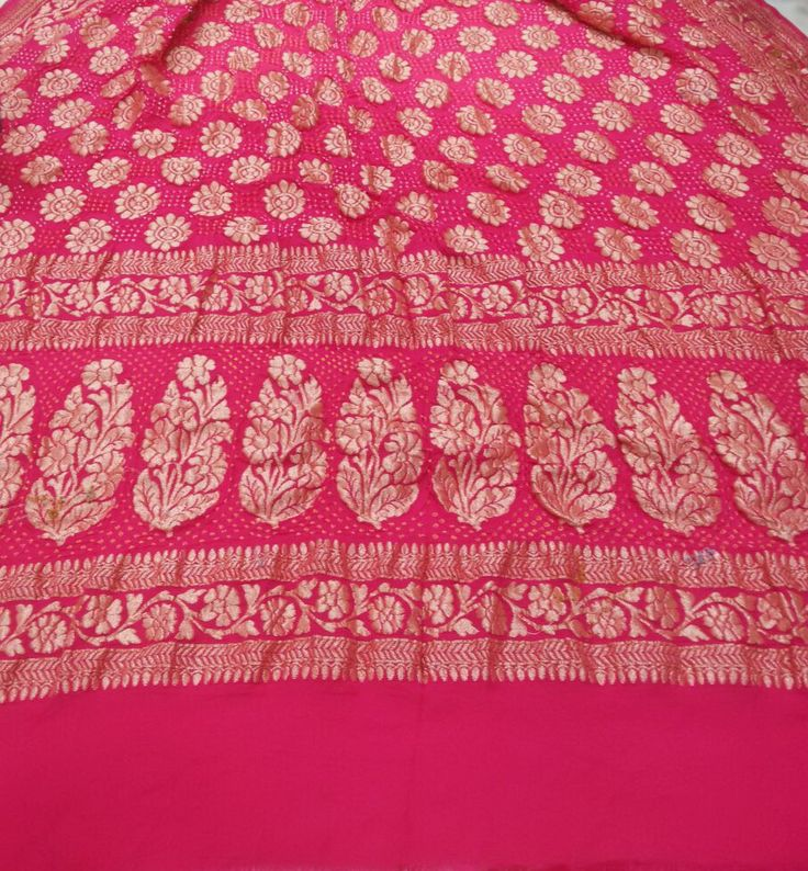 NEW ARRIVAL BANDHANI BANARASI DUPATTA  Extremely Goergeous and Must have Bandhani Dupatta. Every dupatta is a master piece of tie and dye art made on posh banarasi material which indeed gives a royal look. Beautiful color combination will make you go wow!  Hurry Book now. Limited stock.  Occasion: Party Wear    www.sankalpbandhej,com #sankalpthebandhejshoppe #bandhanidupatta #dupatta #banarasidupatta #tiendye #sarees #bandhanisarees #fashion #casualwear #bandhanidresses