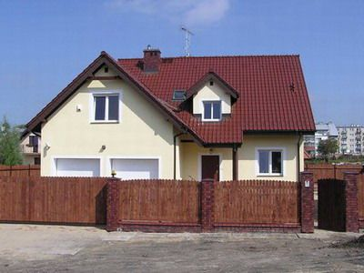 Projekt domu Zalesie