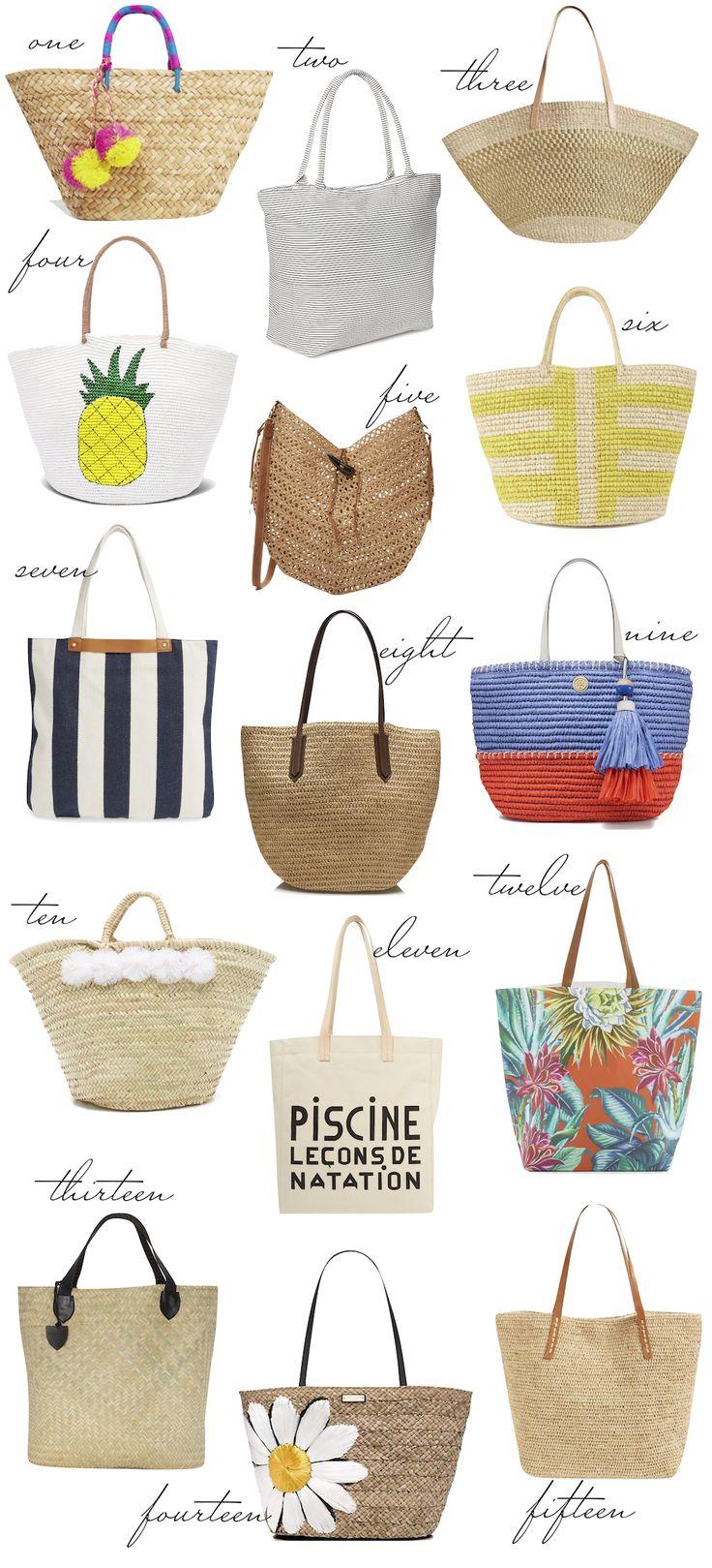 The Best Beach Bags.